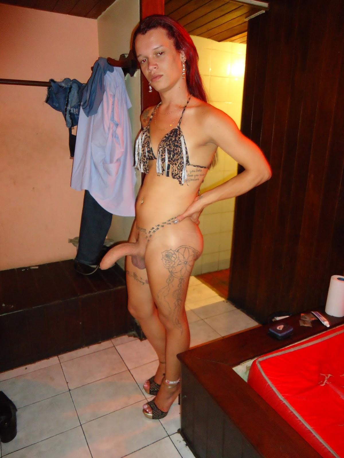 Travestis dotadas