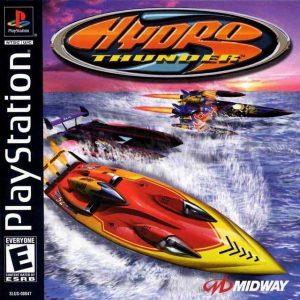 Baixar Hydro Thunder (1999) PS1