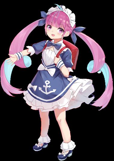 Minato Aqua (Aqua Ch.)
