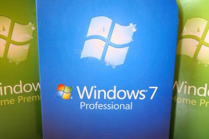 Windows 7 Sudah Berakhir, Upgrade Windowsmu!