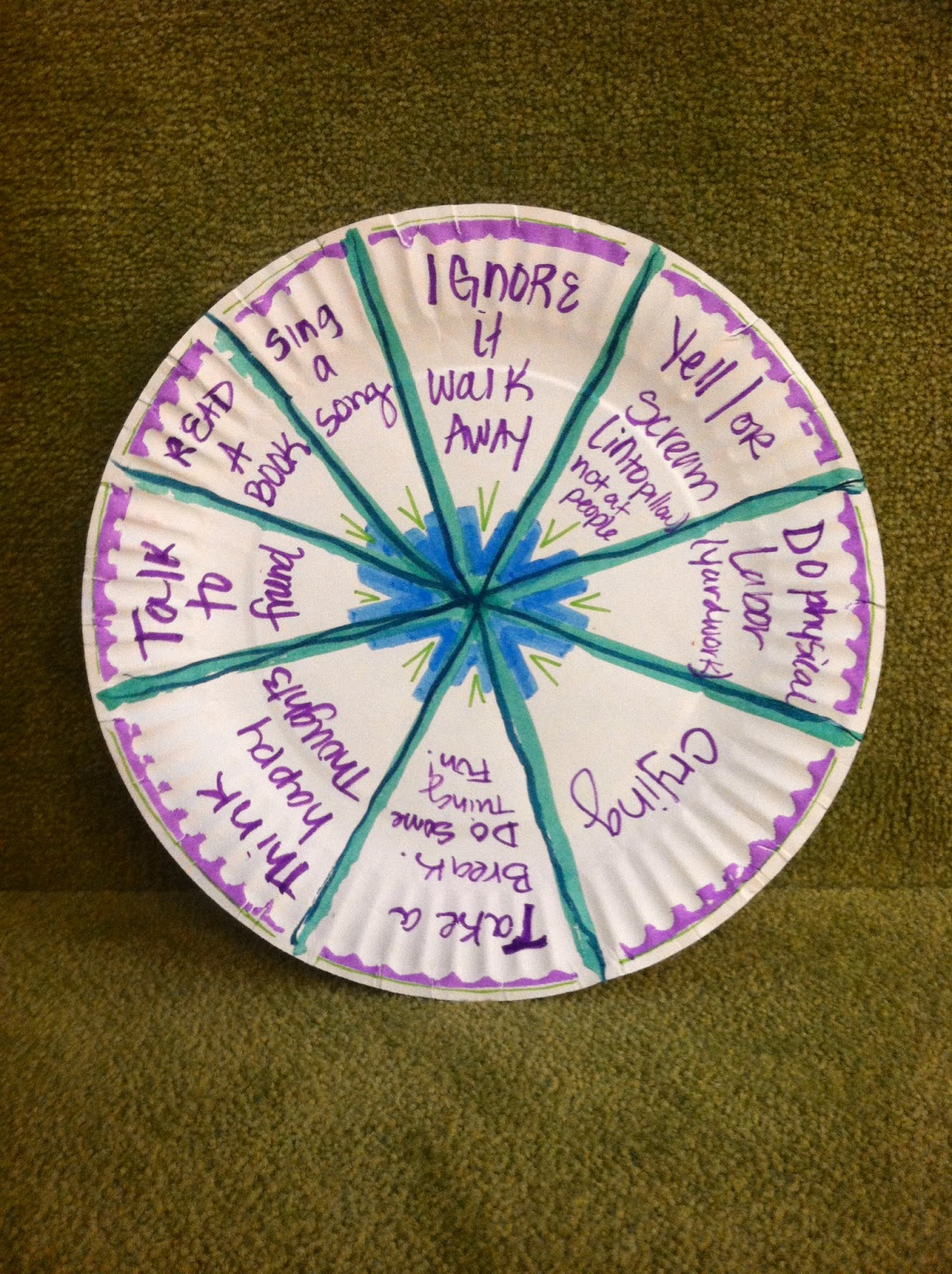 Behavioral Interventions For Kids Spin Right Round