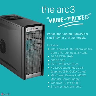 ProSoft CAD Hardware - ARC3