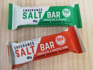 Endurance Salt Bar GoldNutrition