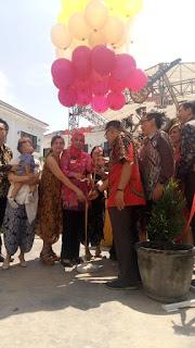 Bupati  Faida Apresiasi  Kinerja Direktur PT Balakosa Jaya