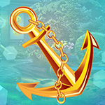 Play Games4King - G4K Find Gold Ship Anchor Game