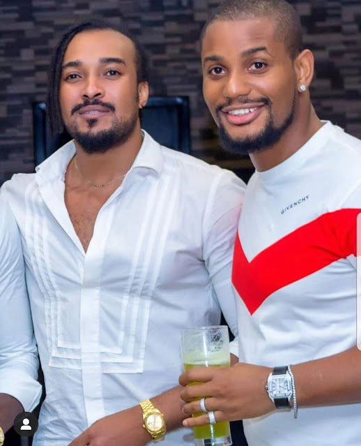 'Old Goat, Go & Marry' - Check Out Alexx Ekubo's Birthday Message To Actor Bryan Okwara