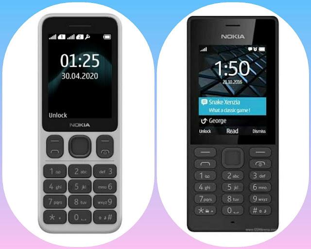 Nokia 125 dan Nokia 150 Terbaru