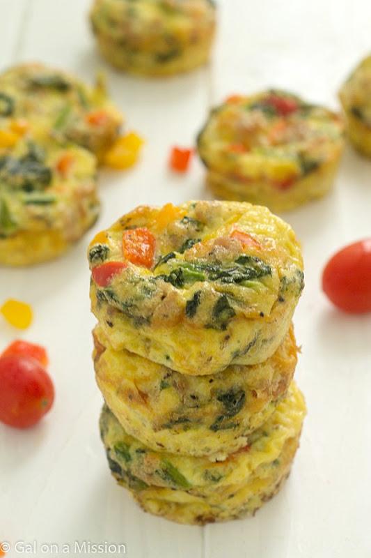 #Recipe : Paleo Breakfast Muffins