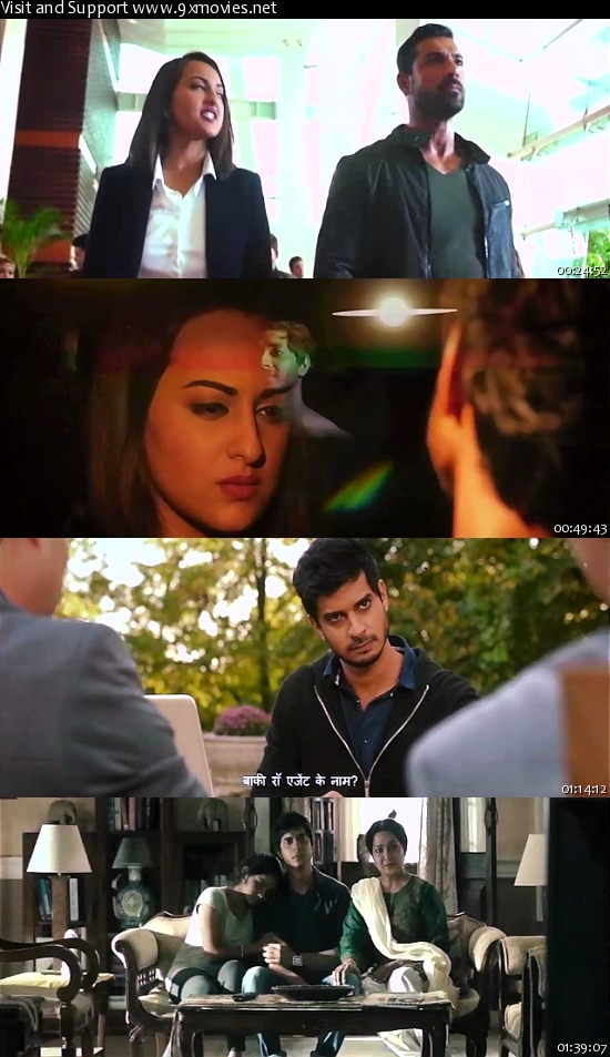 Force 2 (2016) Hindi DVDScr