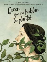 Dicen que no hablan las plantas - Antología de poesía infantil y juvenil de Anaya