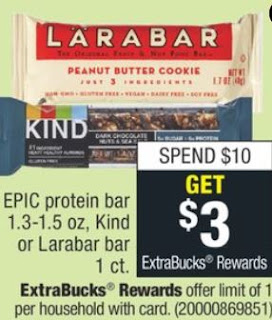 Cheap Protein Bars at CVS $0.63 2-16-2-22