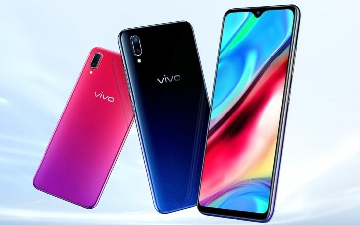 Spesifikasi dan Harga Vivo Y93, RAM 4GB / 64GB Smartphone Vivo Paling Cepat