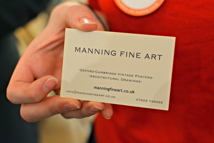 Works on Paper fair at Science Museum - Manning Fine Art