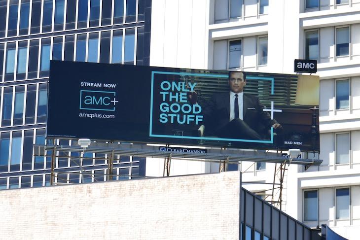 Mad Men AMC plus billboard