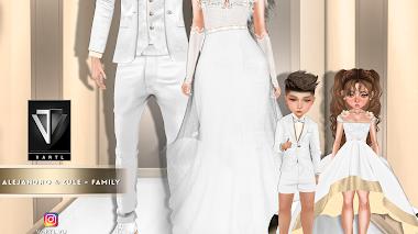 ALEJANDRO   &   ZULE FAMILY