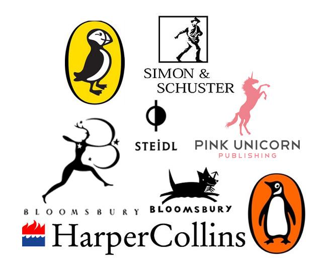 piedmont writer: a publishing logo