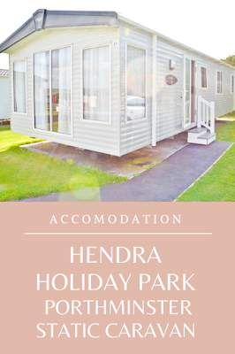 Hendra holiday park accommodation, hendra holidays static caravan