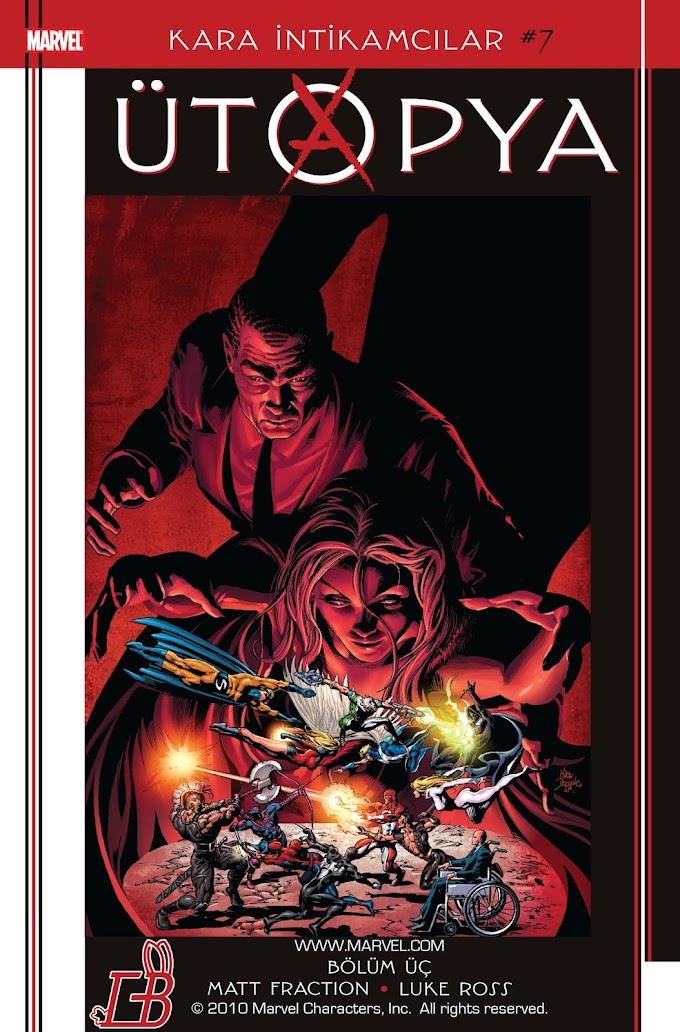 Ütopya Avenger X-Men #3