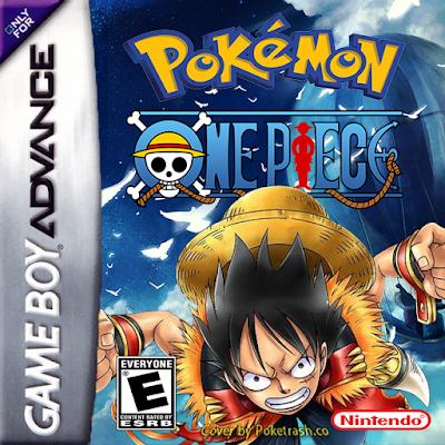 Pokemon One Piece GBA ROM Download