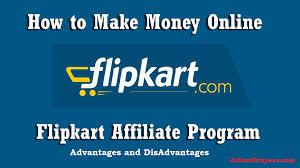 affiliate flipkart com login