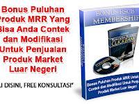 MRR Ebook Bisnis, Bonus Pembelian RSCB