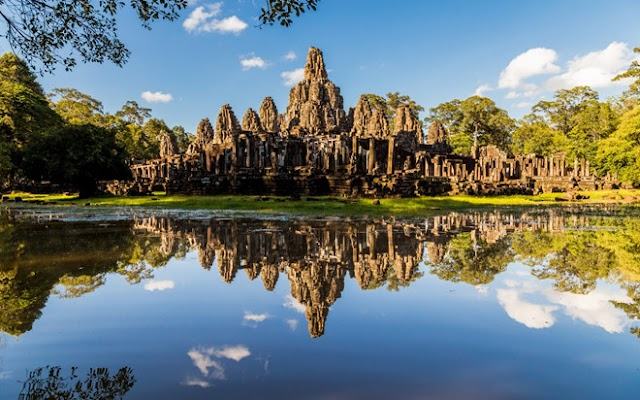Discover the 'lost city' of the old Khmer Empire