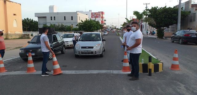 Prefeitura de Caraúbas inicia ações de proteção mais rígidas de combate ao Covid-19