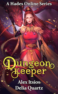 Dungeon Keeper: The first reverse harem LitRPG Featured Image