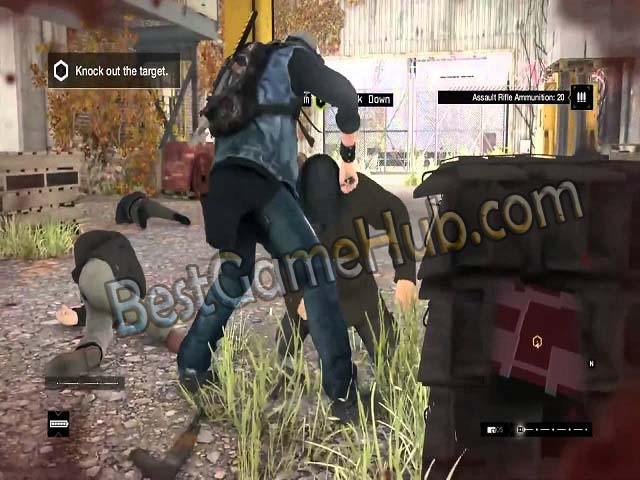 Watch Dogs Bad Blood High Compressed PC Game Full Version Download