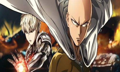 One Punch Man English Sub/Dub