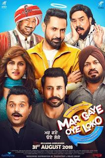 Mar Gaye Oye Loko 2018 Punjabi 1080p WEBRip