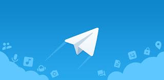 Aplikasi Telegram 1.7.0