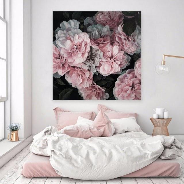 decorar dormitorio barato