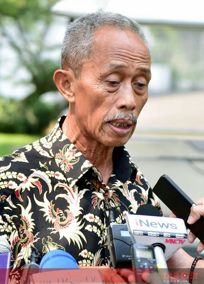 Presiden Jokowi Bertemu Usma, Pedagang Korban Penjarahan 22 Mei