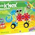 KID K'NEX – Build A Bunch Set – 66 Pieces – Construction Educational Toy