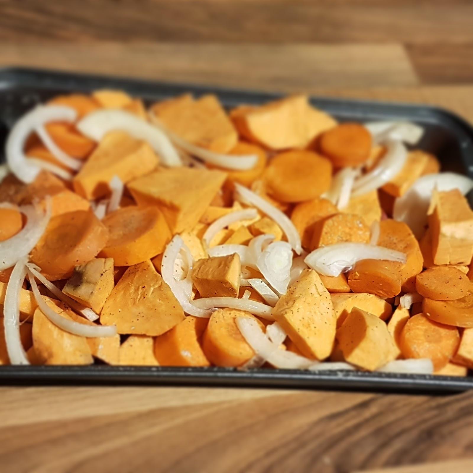 Roasted Sweet Potato Carrot Soup Slimming World Sugar