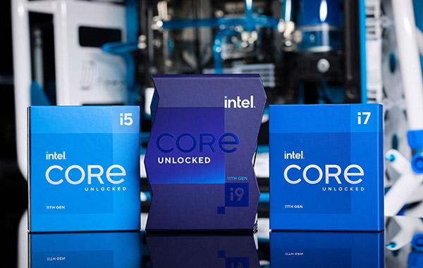 Intel Core serie -S de 11ª Generación