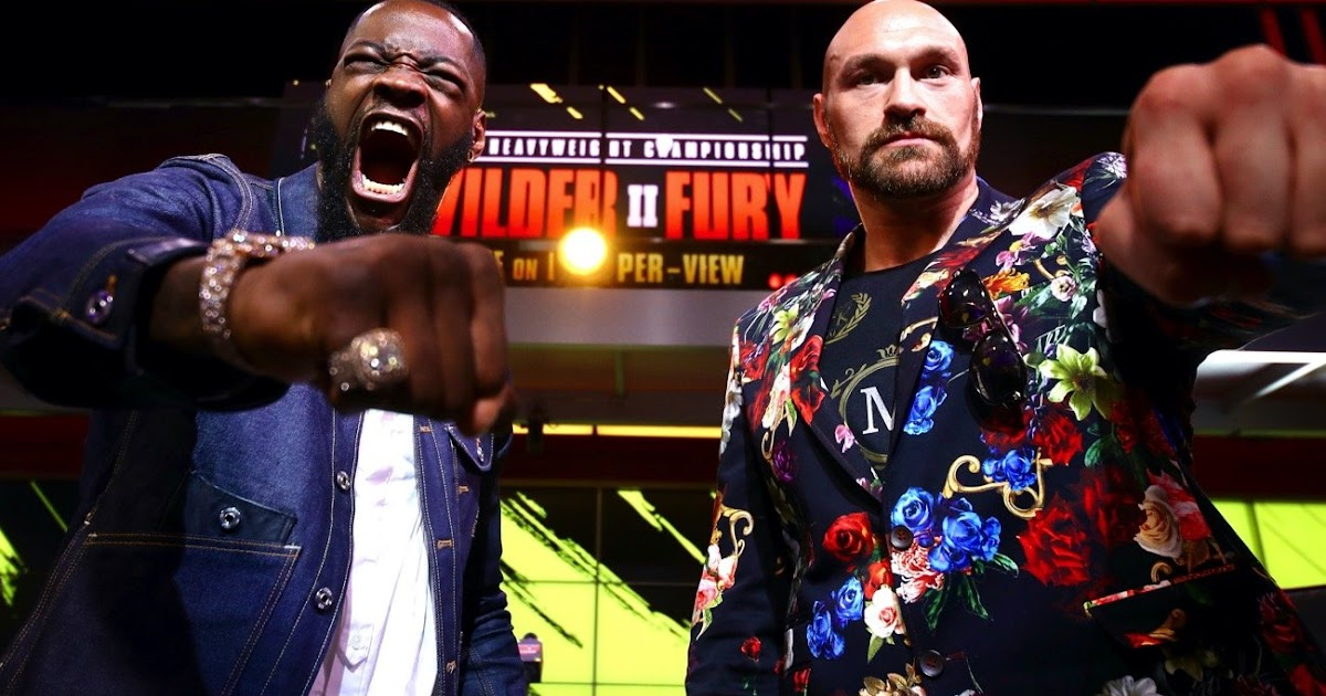 Peter - Deontay Wilder's Weight An Advantage For Tyson Fury