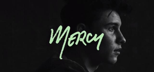 Mercy lyrics -Shawn Mendes