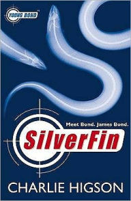 "Tween Book Group Reads ""SilverFin"" for December 8, 2016"