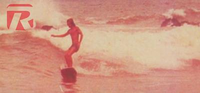 Mais um depoimento confirma: O surf da Bahia começou no Rio Vermelho