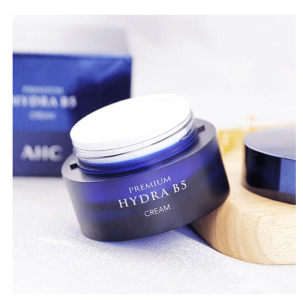 kem duong AHC Premium Hydra B5 Cream
