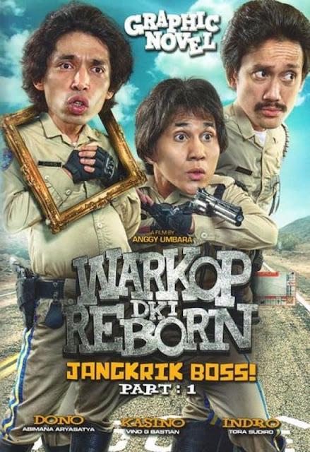 kali ini admin akan menawarkan sebuah film indonesia yang berjudul Download (Film) Warkop DKI Reborn: Jangkrik Boss! Part 1