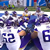 Vikings perform 'Thanksgiving dinner' TD celebration (Video)