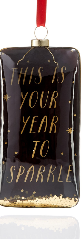Holiday Lane Year To Sparkle Ornament, Created for Macy's