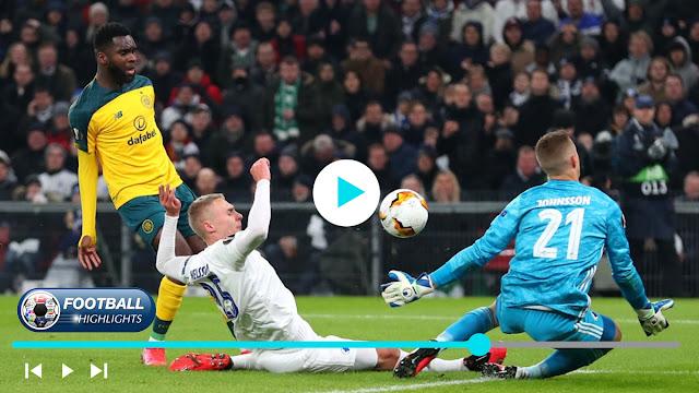 København vs Celtic – Highlights