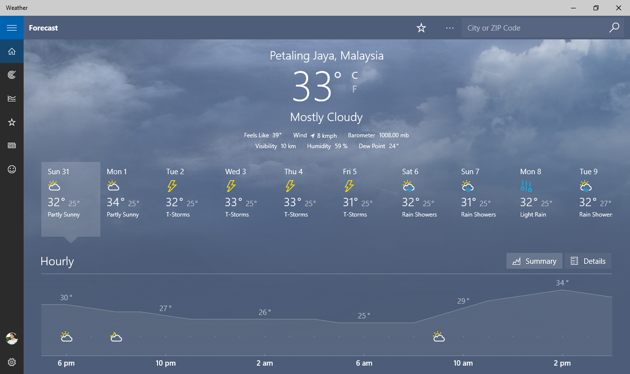 windows-10-build-10061-msn-weather
