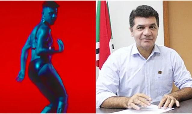 """Prefeito de Criciúma exonera professor por conteúdo """"erotizado"""" em sala de aula"""