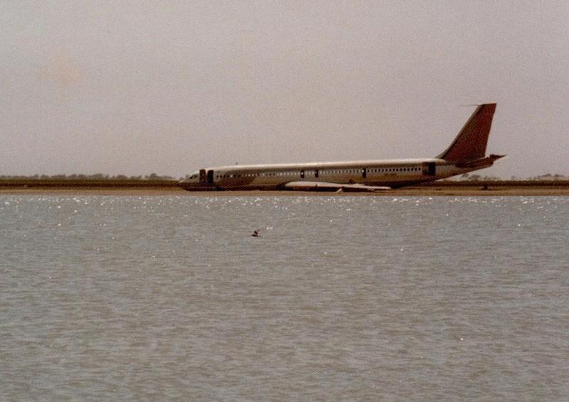 Seiji Katagiri, Japan Airlines Flight 350 (1982)