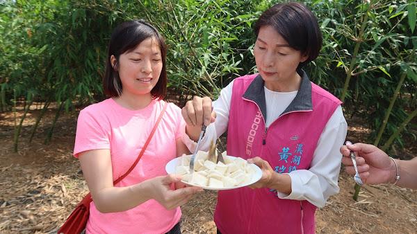 雨水少綠竹筍產量減口感更清甜 「杰爸農場」教選購料理撇步